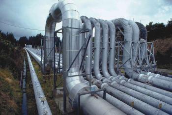 Построение газопроводов