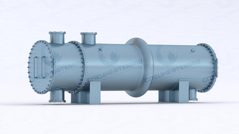 Теплообменник обнинск Кожухотрубный конденсатор Alfa Laval CRF164-5-XS 2P Сарапул