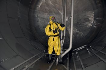Подготовка резервуара к градуировке